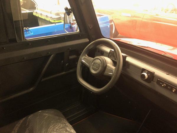 Electric Mini Pickup Truck
