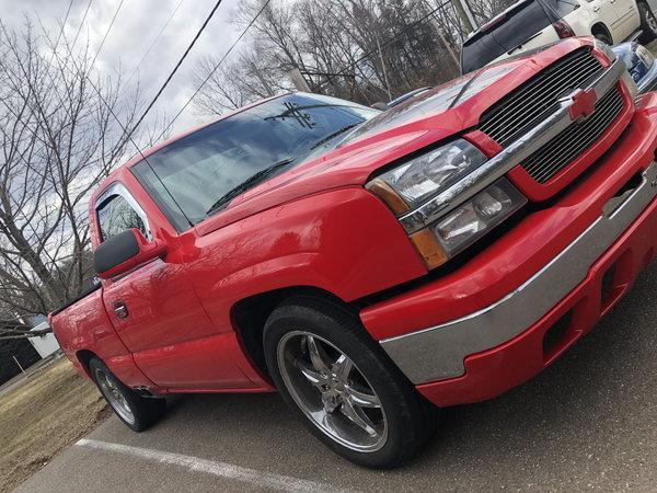 2004 Chevy Silverado RST BY REGENCY