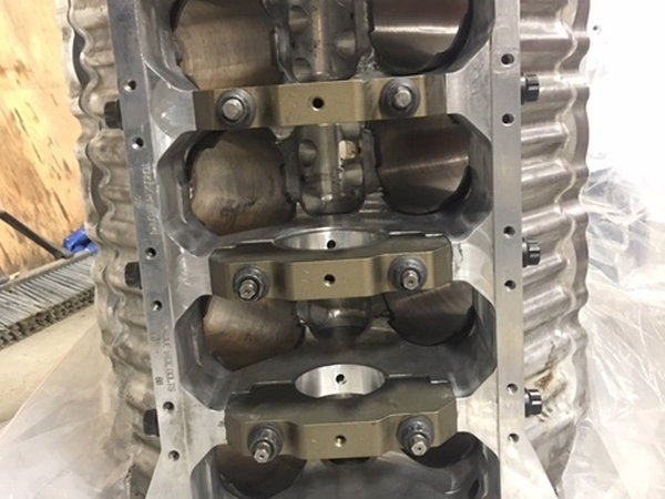 TFX Billet Block Ready To Assemble  for Sale $4,500