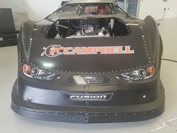 Mastersbilt Smack Down Chassis with Roush/Yates 362 Engine T  for Sale $19,995