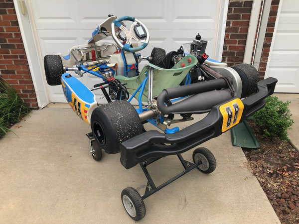 Ready to Race FA TAG Kart  for Sale $3,300