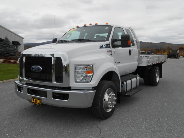 NEW!!! 2018 FORD F650 EX CAB w/ GOOSE HITCH  for Sale $69,953
