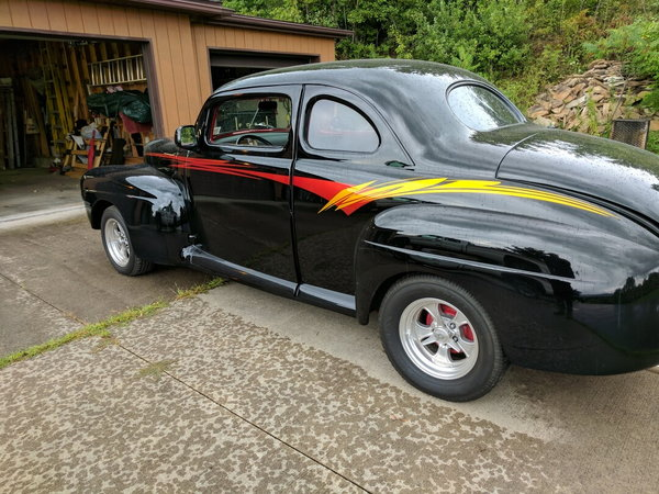 1942 ford coupe   for Sale $38,000