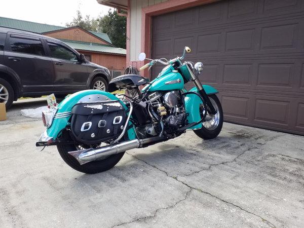 1949 Harley Davison EL  for Sale $32,500