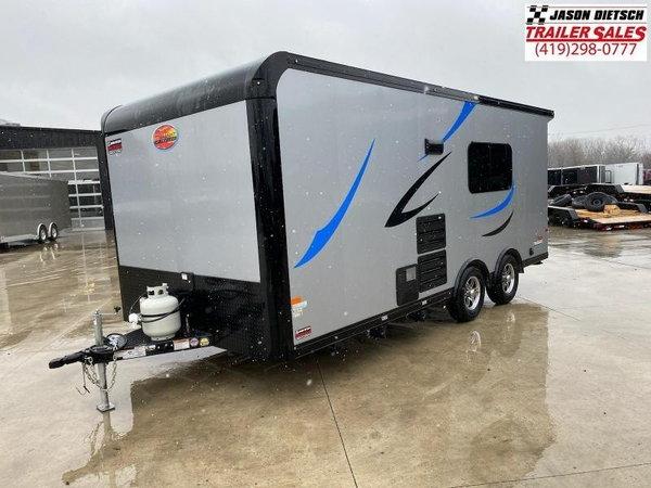 2021 Sundowner TrailBlazer 8.5X19 RV/Toy Box