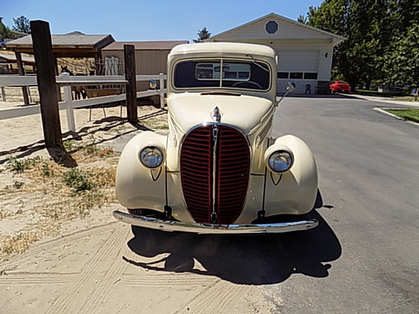 1938 Ford Model 85  for Sale $33,500