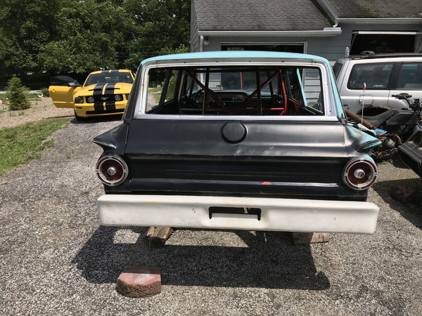 1963 ford park lane wagon