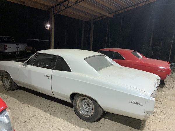 1966 Chevrolet Chevelle  for Sale $20,000
