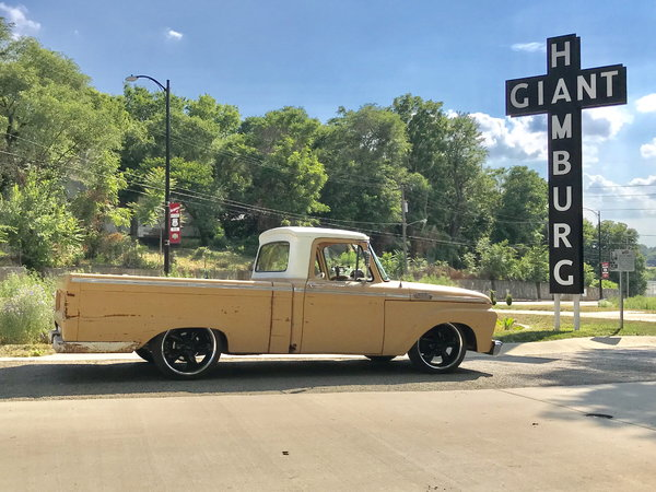 1964 Ford F-100  for Sale $12,500