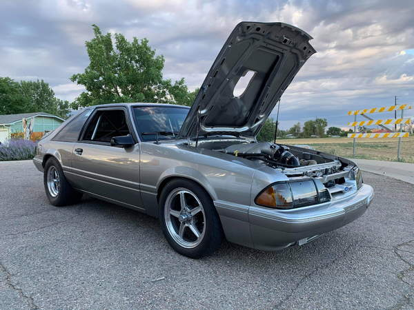 Built LS Swapped 1987 Mustang LX  for Sale $50,000