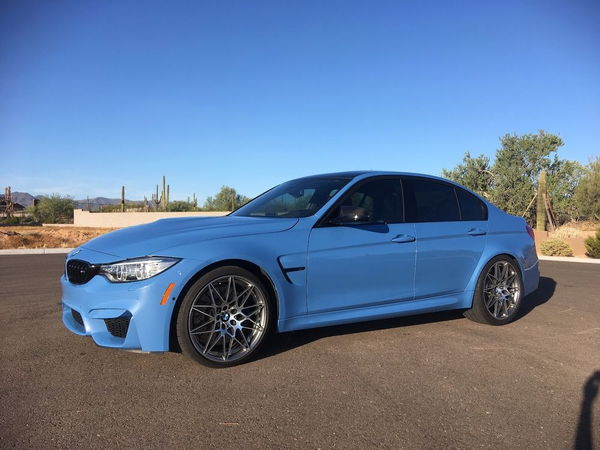 2016 BMW M3  for Sale $30,400