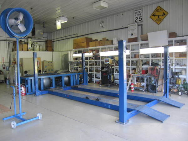 Mustang MD 1100 Chassis Dyno  for Sale $29,000