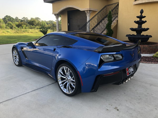 2015 Chevrolet Corvette  for Sale $65,500