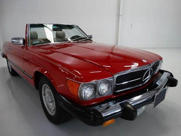 1985 Mercedes-Benz 380SL  for Sale $24,800