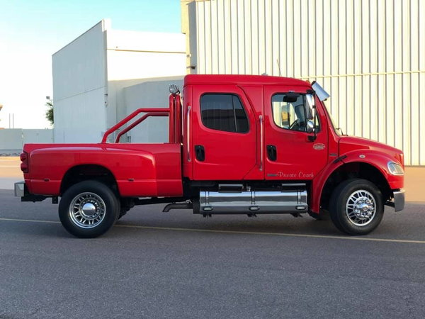 2007 Extreme Super Truck Business Class M2 - $95K