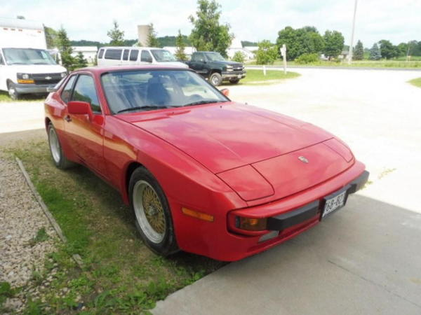 1983 Porsche 944  for Sale $10,000