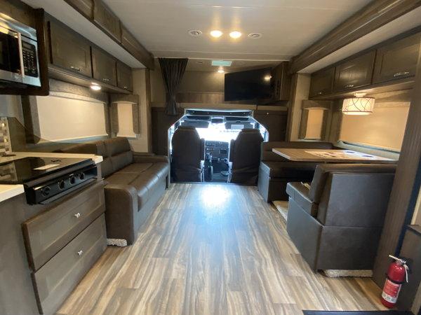 2021 NeXus RV Wraith 33W