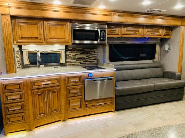 2020 Forest River Berkshire XL 40D Diesel Class A Motorhome   for Sale $249,990