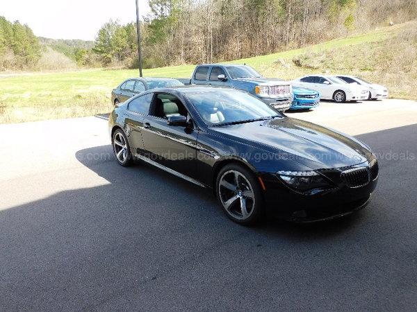2009 BMW 650i  for Sale $8,750