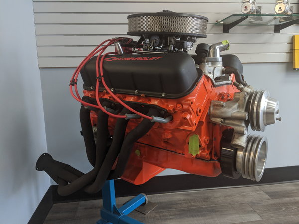 Ready to Run  454 - 550HP FREE shipping US and CAD  for Sale $6,750