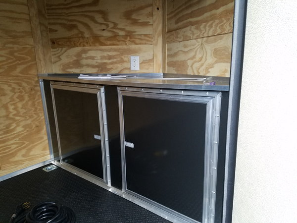 7x18TA Motorcycle Trailer  for Sale $10,393
