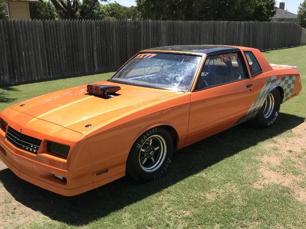 Ss Monte Carlo >> 1987 Ss Monte Carlo For Sale In Amarillo Tx Price 20 000