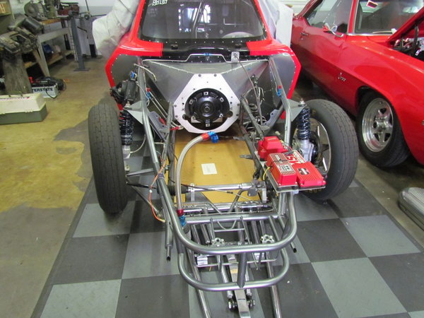 63 Vette Top Sportsman - Roller - $40,000  for Sale $40,000