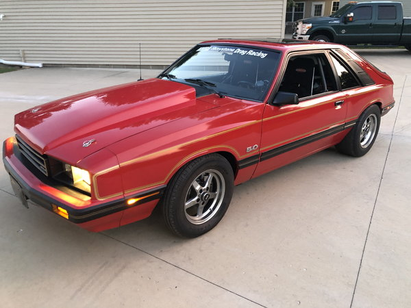 1983 Mercury Capri  for Sale $22,000
