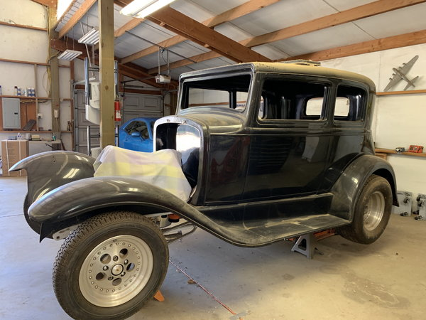 1931 Ford Model A Tudor  for Sale $23,000