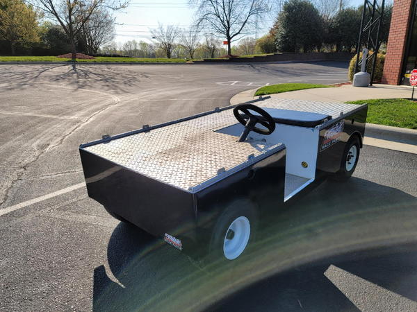 RUNNING & DRIVING ELECTRIC TAYLOR DUNN CART  for Sale $3,995