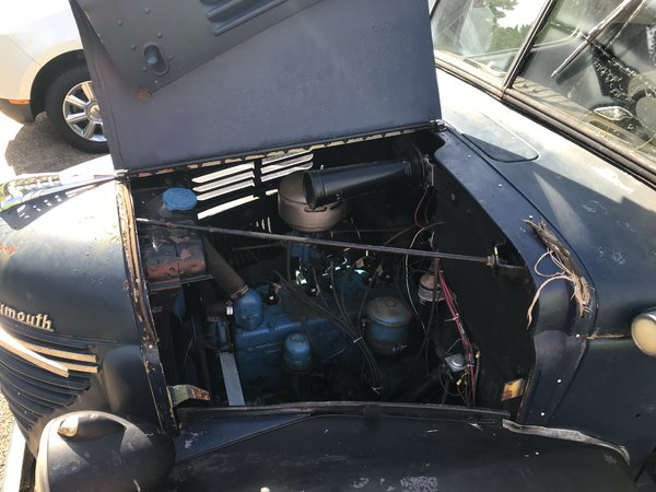 1940 Plymouth Business  for Sale $1