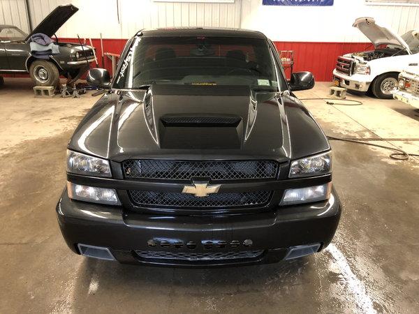 2003 Chevy Silverado street/strip 650HPpump gas 750HPRace Ga  for Sale $21,000