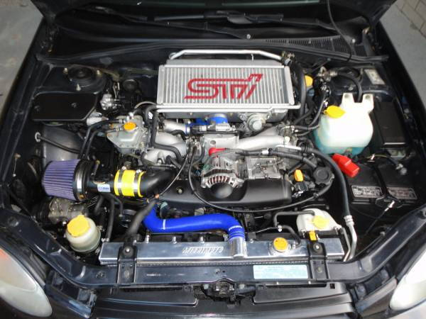 2003 Subaru WRX/ 2009 STI EJ257  for Sale $9,995