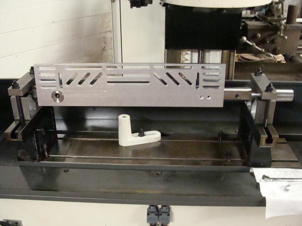 Cylinder head mounting fixture plate for resurfacing machine  for Sale $299