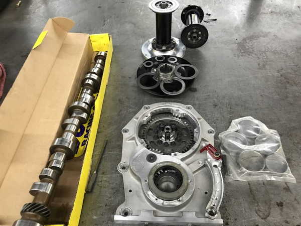 complete hemi cam and geardrive   for Sale $1,500