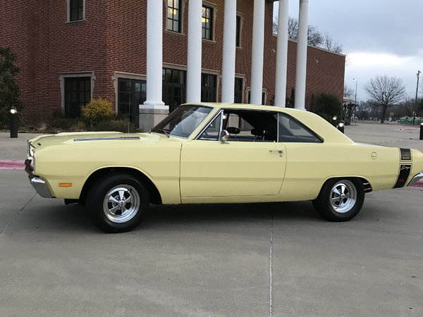 1969 Dodge Dart  for Sale $26,500