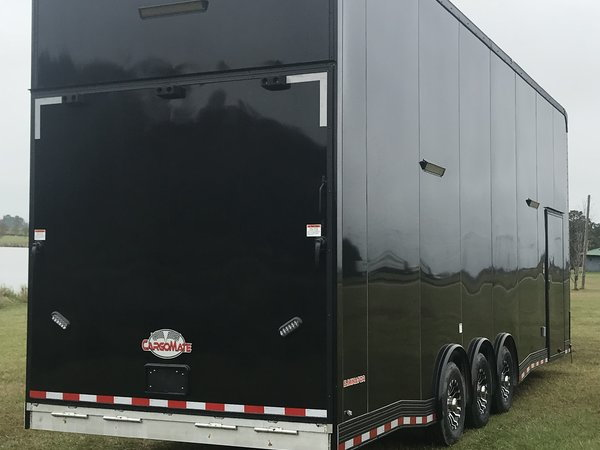2020 30' Cargo Mate Stacker  for Sale $37,999