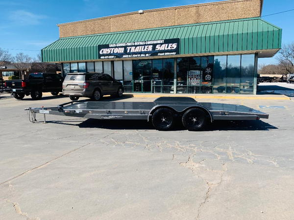 """2019, 20'X83"""" 102 IRON WORKS CHALLENGER CAR HAULER   for Sale $3,895"""