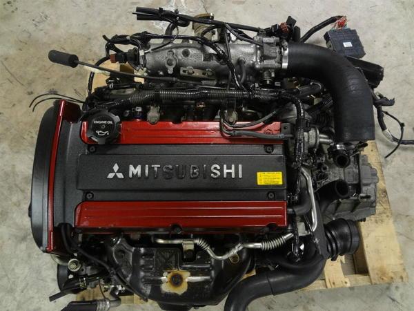 JDM Mitsubishi lancer Evo 8 Engine JDM 4G63 Evo VIII Differe - $4,500