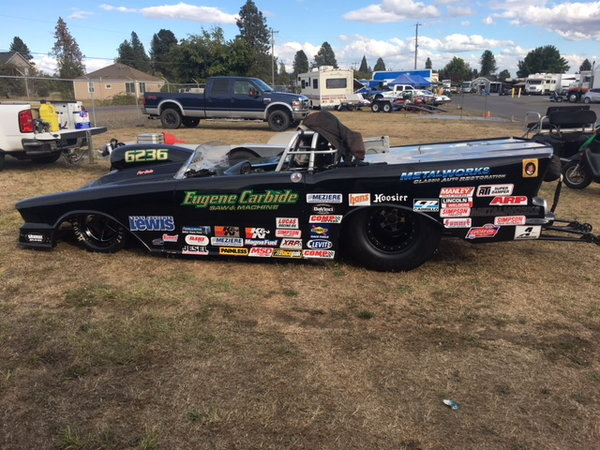 2008 Gebhardt 57 chevy roadster  for Sale $32,500