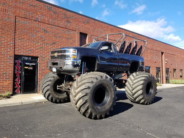 Monster Truck For Sale >> Monster Truck Ride Truck And Hauler For Sale In Ronkonkoma Ny Price 120 000