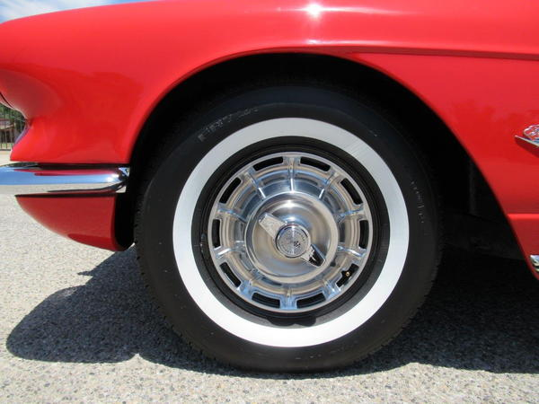 1962 Chevrolet Corvette  for Sale $65,900