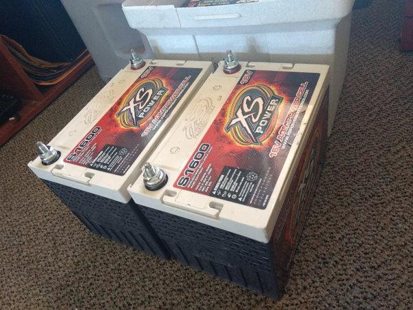 16 volt batteries, Two!  for Sale $250