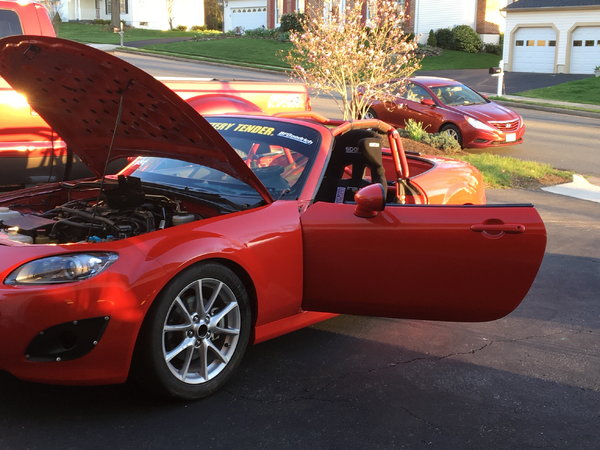 2006 MX-5/ T4 Car  for Sale $17,500