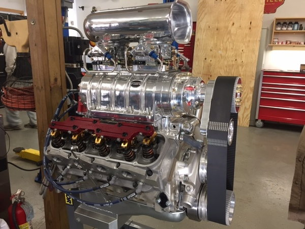 BLOWN BB CHEV 540 ENGINE 'PARTS'  KIT-ALL NEW  for Sale $12,989