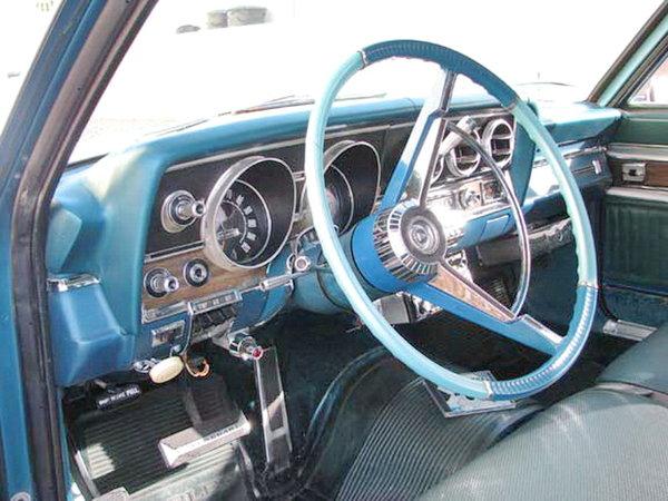 1966 AMC Ambassador 990 4dr Wagon  for Sale $4,900