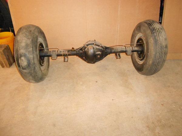 Dana 60 rear axle  for Sale $1,600