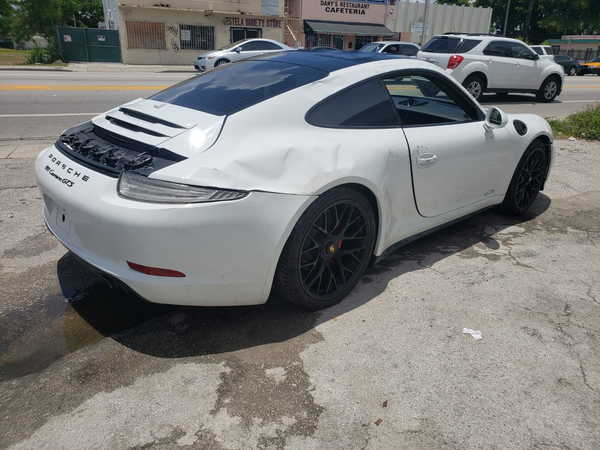 2016 Porsche 911 Carrera GTS  for Sale $52,000