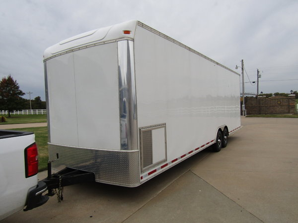 "2011 Renegade 36"" Trailer  for Sale $11,000"