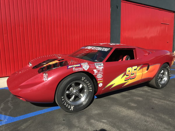1967 Ford GT40  for Sale $34,998